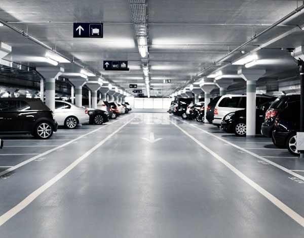 طراحی پارکینگ