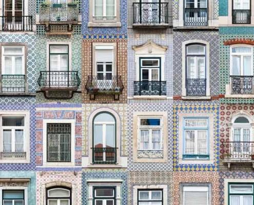 کاربرد انواع مدل پنجره های ساختمانی