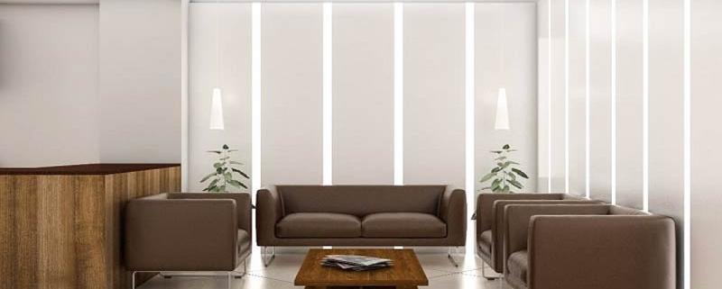 طراحی داخلی مطب دکتر